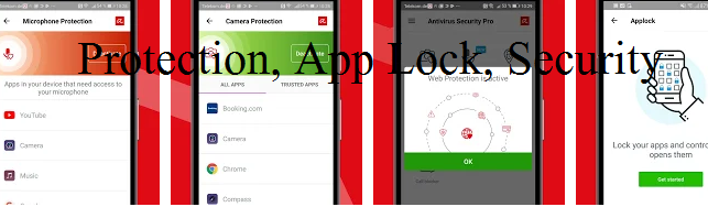Avira Antivirus security app for android 2019