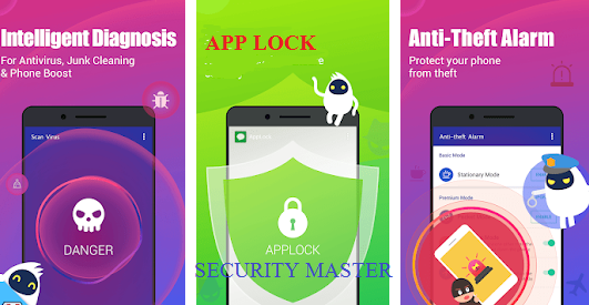 Security Master Antivirus, Booster