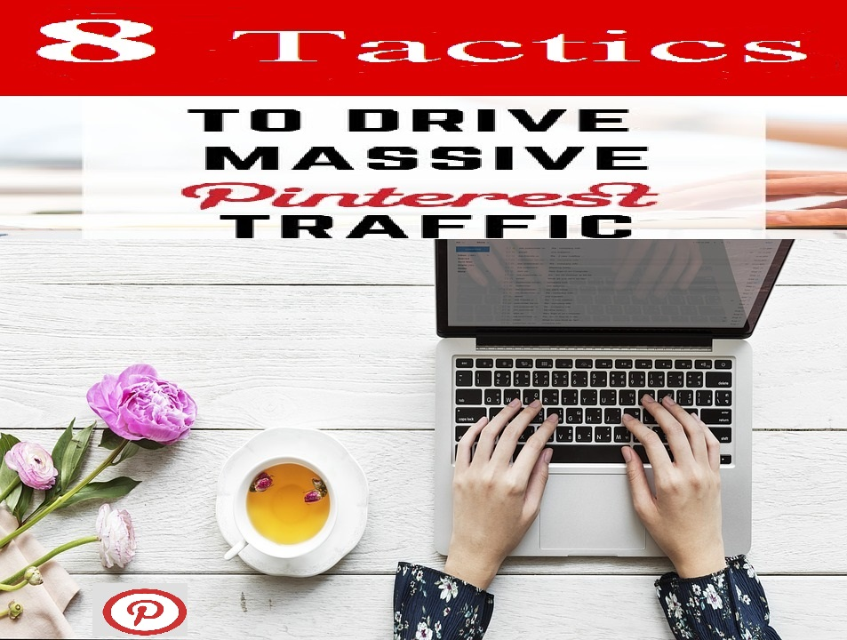 8 Pinterest SEO Tips to Drive Blog Traffic from Pinterest